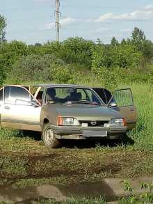 Новоалтайск Rekord 1988