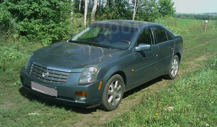 Cadillac CTS, 2002 год, 600 000 руб.
