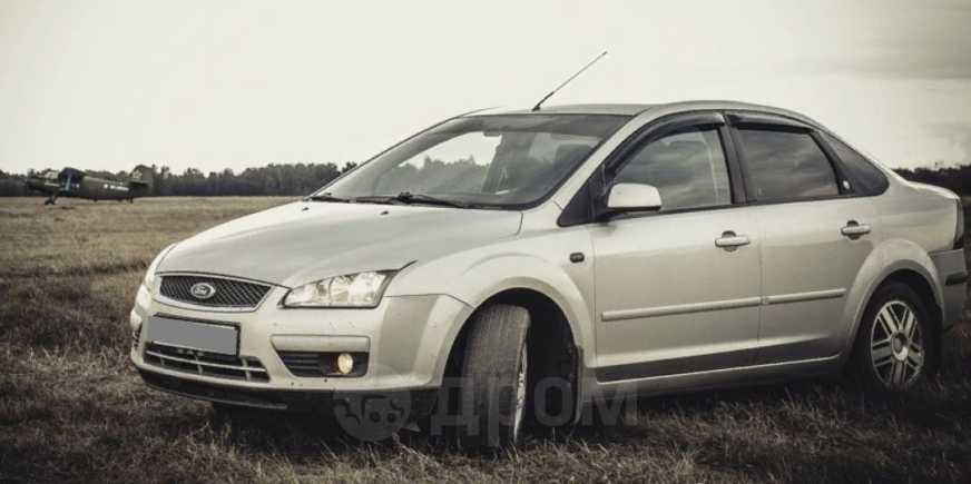 Ford Focus, 2004 год, 325 000 руб.