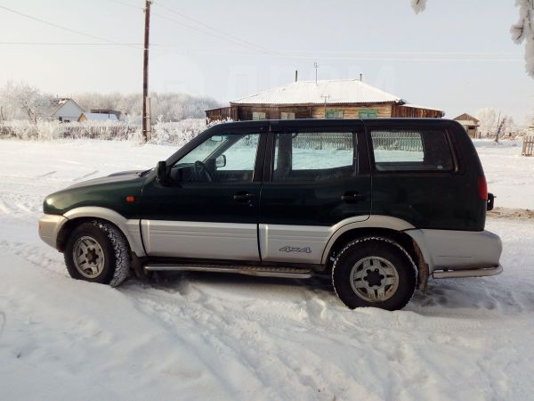 Nissan Terrano II, 1997 год, 300 000 руб.