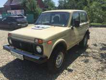Курганинск 4x4 2121 Нива 1987