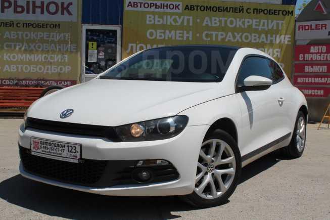 Volkswagen Scirocco, 2010 год, 695 000 руб.