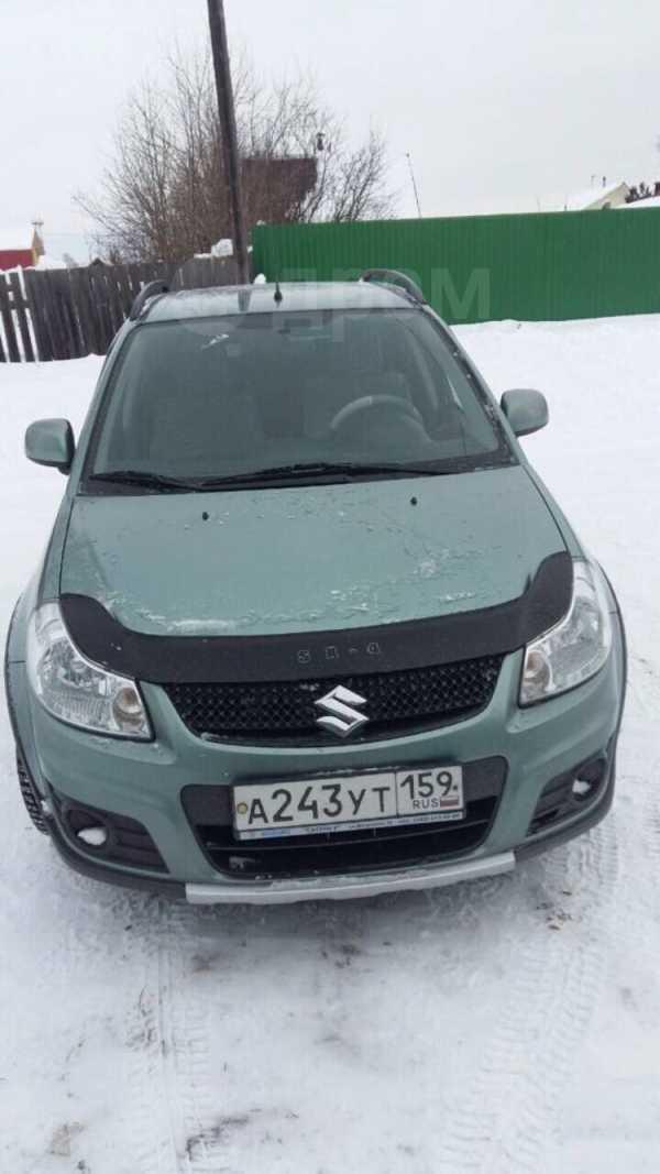 Suzuki SX4, 2012 год, 499 000 руб.