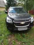 Chevrolet TrailBlazer, 2013 год, 1 100 000 руб.