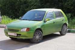 Новосибирск Starlet 1998