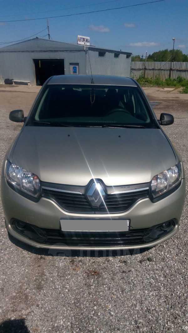 Renault Logan, 2014 год, 368 000 руб.