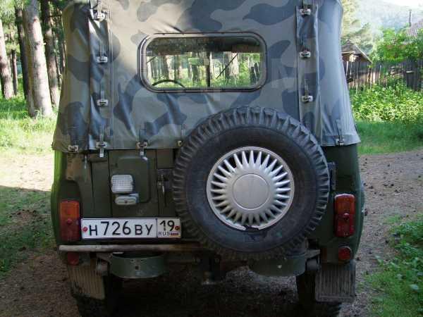 УАЗ 3151, 1992 год, 130 000 руб.