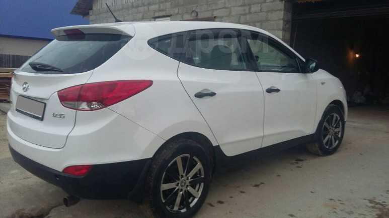 Hyundai ix35, 2011 год, 730 000 руб.