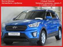 Новый Уренгой Hyundai Creta 2016