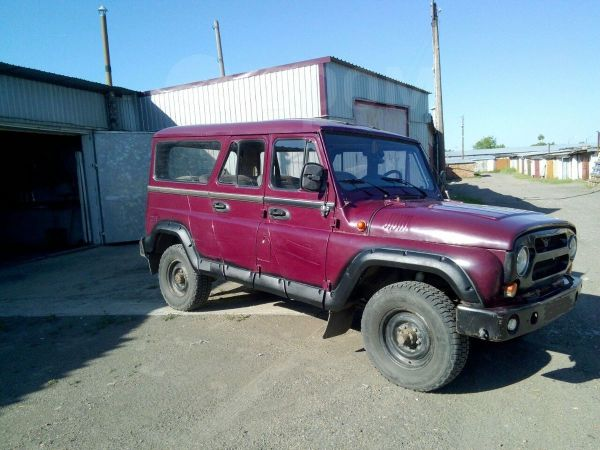УАЗ 3153, 1999 год, 260 000 руб.