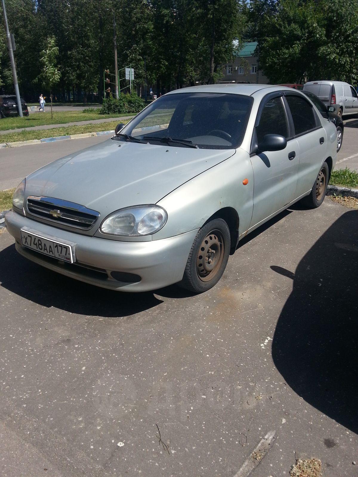 c3bf744442bf Chevrolet Lanos 2006 в Москве, Продаю chevrolet lanos 2006 г. в, бу ...