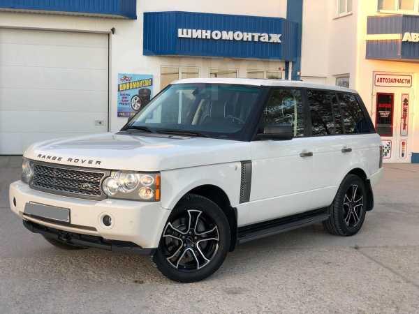 Land Rover Range Rover, 2008 год, 990 000 руб.
