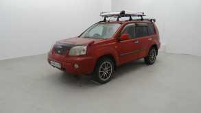 Свободный X-Trail 2002