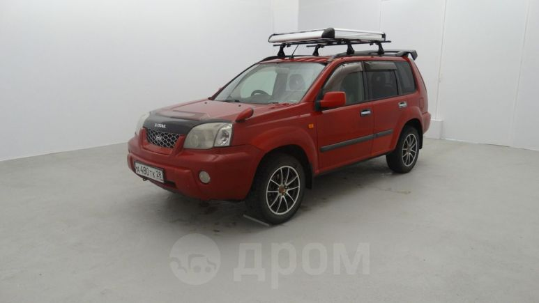 Nissan X-Trail, 2002 год, 320 000 руб.