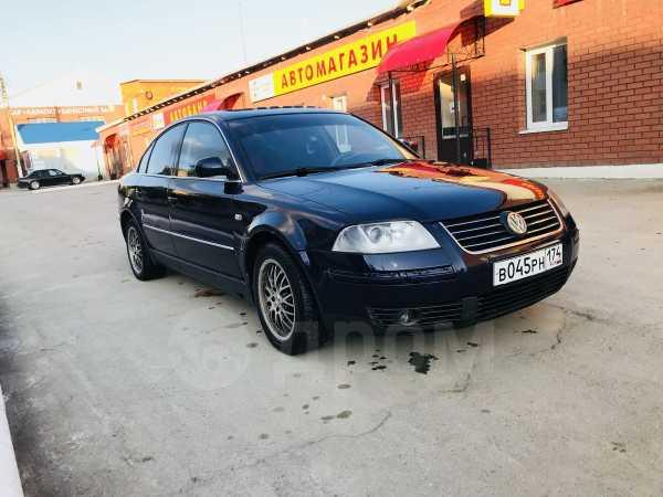 Volkswagen Passat, 2001 год, 275 000 руб.