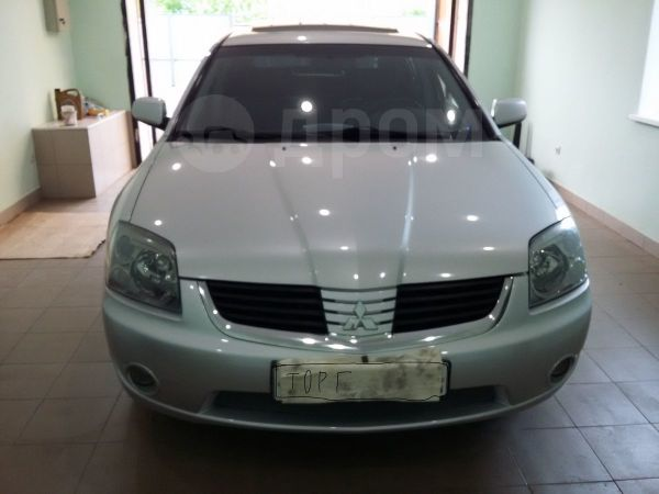 Mitsubishi Galant, 2007 год, 410 000 руб.