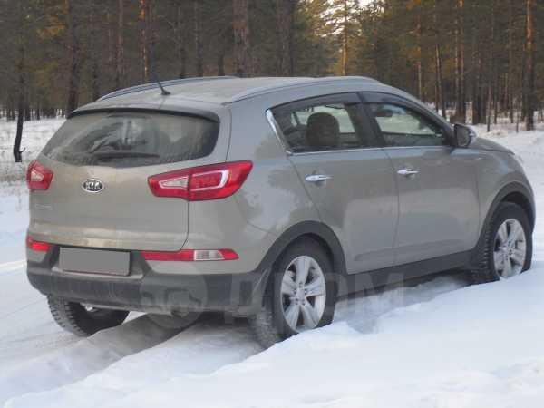 Kia Sportage, 2011 год, 780 000 руб.