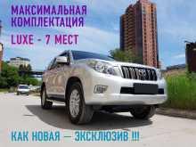Toyota Land Cruiser Prado, 2009 г., Новосибирск
