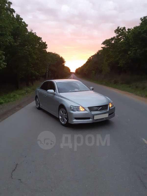 Toyota Mark X, 2005 год, 520 000 руб.