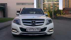 Новосибирск GLK-Class 2012