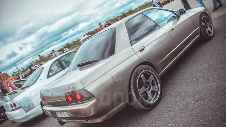 Nissan Skyline, 1990 год, 240 000 руб.