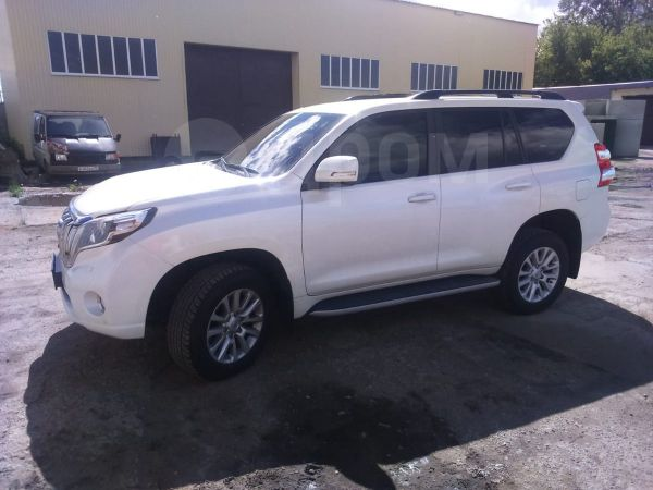 Toyota Land Cruiser Prado, 2015 год, 1 900 000 руб.