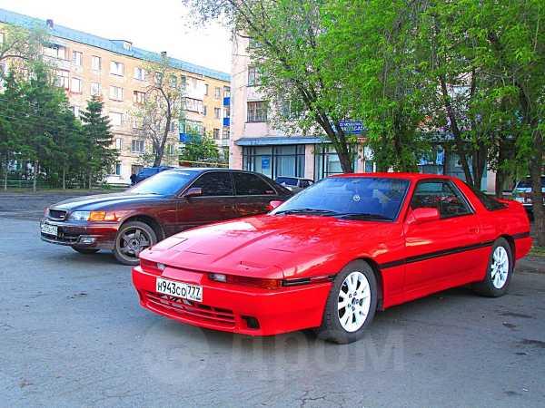 Toyota Supra, 1991 год, 320 000 руб.