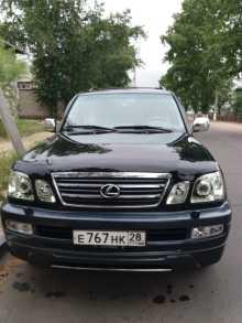 Lexus LX, 2005 г., Хабаровск