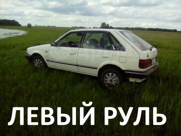 Mazda 323, 1988 год, 70 000 руб.
