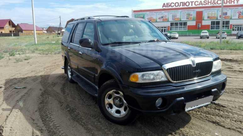 Lincoln Navigator, 2001 год, 600 000 руб.