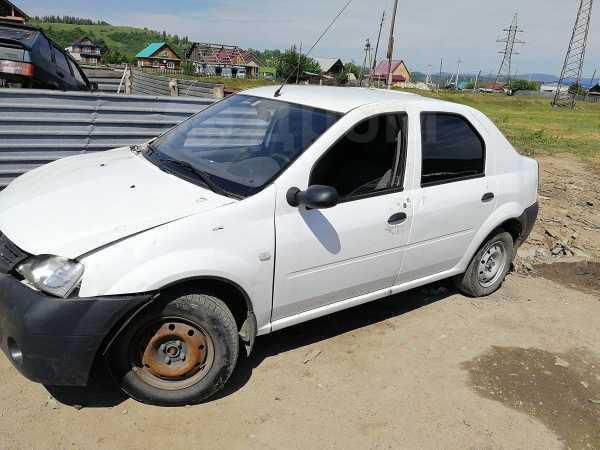 Renault Logan, 2008 год, 119 000 руб.