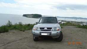Владивосток Pajero 2003