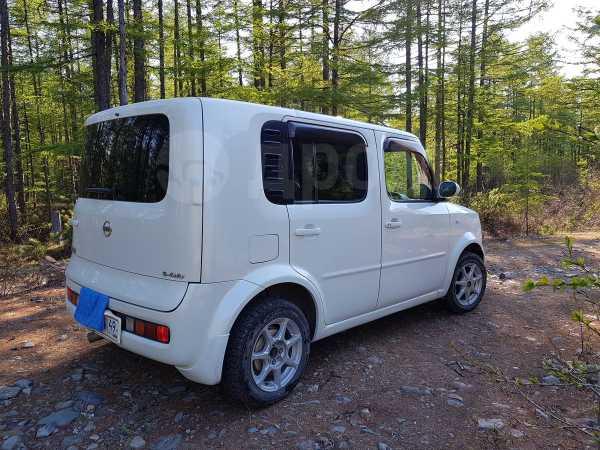 Nissan Cube, 2003 год, 270 000 руб.