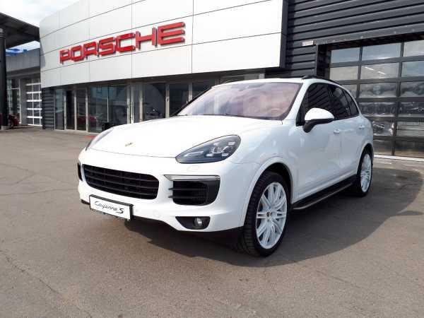 Porsche Cayenne, 2014 год, 4 700 000 руб.