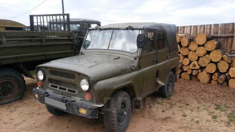 УАЗ 469, 1984 год, 160 000 руб.