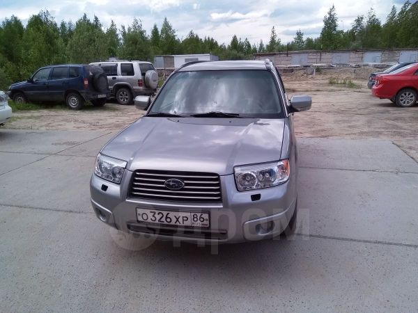 Subaru Forester, 2006 год, 460 000 руб.