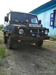 Каргат ЛуАЗ 1995