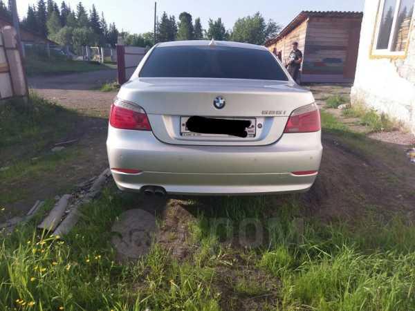 BMW 5-Series, 2007 год, 620 000 руб.