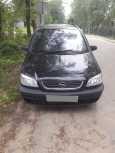 Opel Zafira, 2002 год, 220 000 руб.