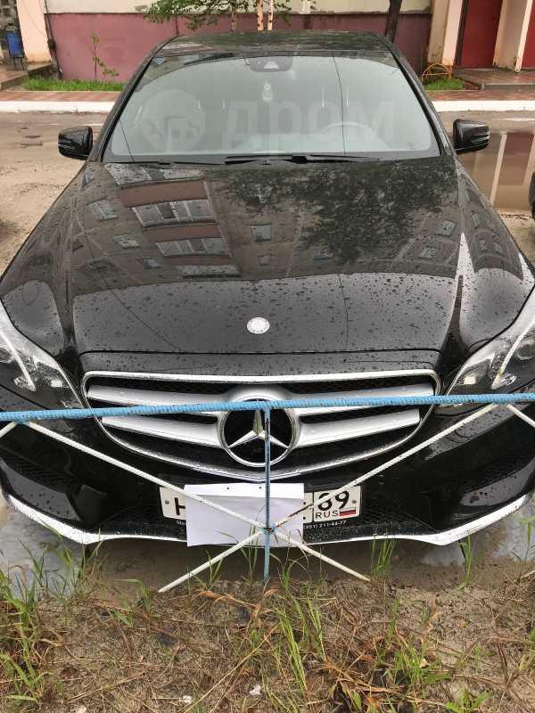 Mercedes-Benz E-Class, 2015 год, 1 900 000 руб.