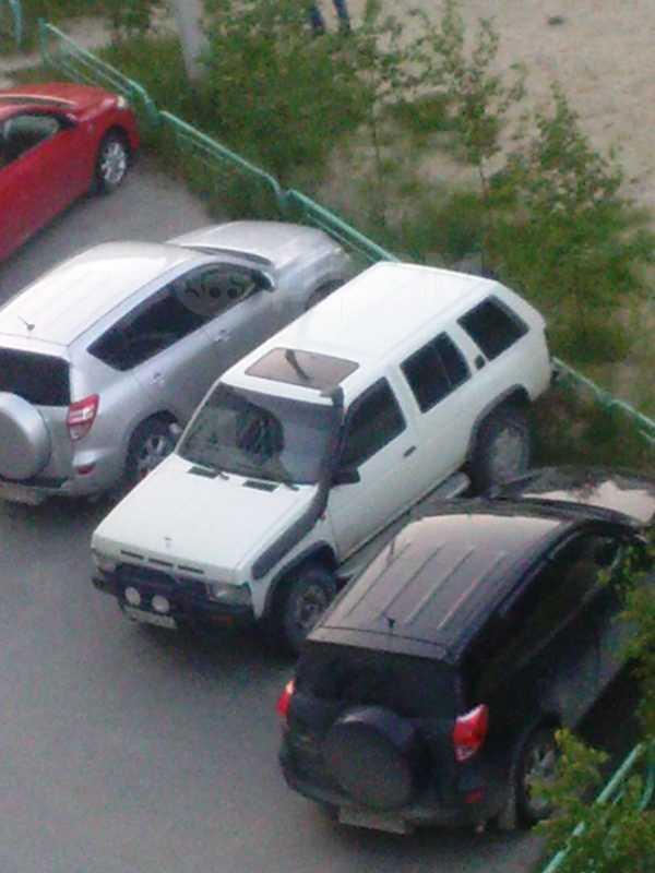 Nissan Terrano, 1993 год, 180 000 руб.