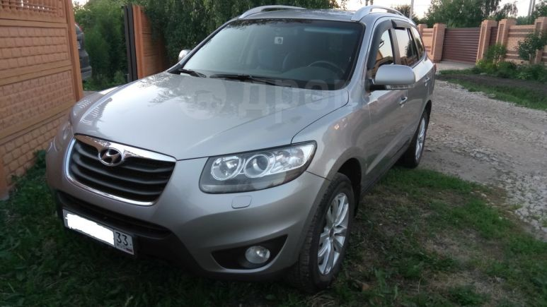 Hyundai Santa Fe, 2010 год, 960 000 руб.