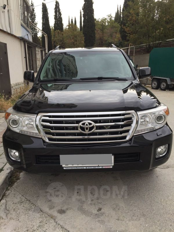 Toyota Land Cruiser, 2010 год, 1 900 000 руб.