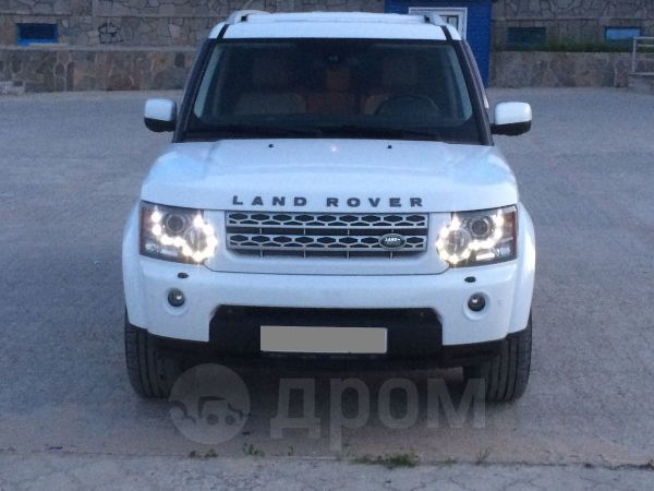 Land Rover Discovery, 2010 год, 1 350 000 руб.