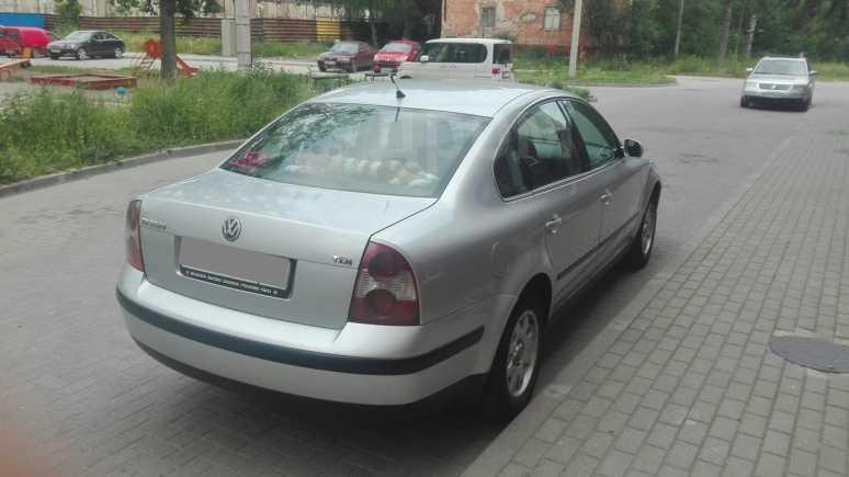 Volkswagen Passat, 1999 год, 315 000 руб.