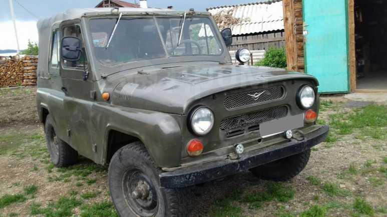 УАЗ 469, 1987 год, 120 000 руб.