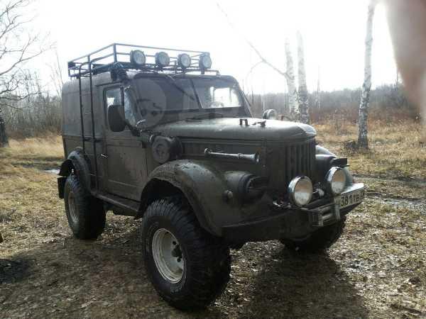 ГАЗ 69, 1958 год, 150 000 руб.
