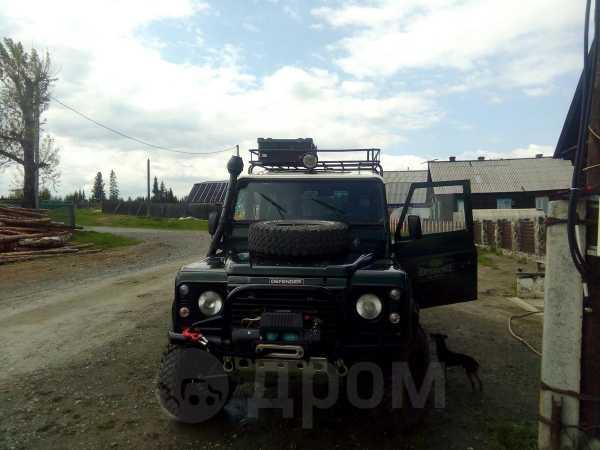 Land Rover Defender, 2001 год, 300 000 руб.