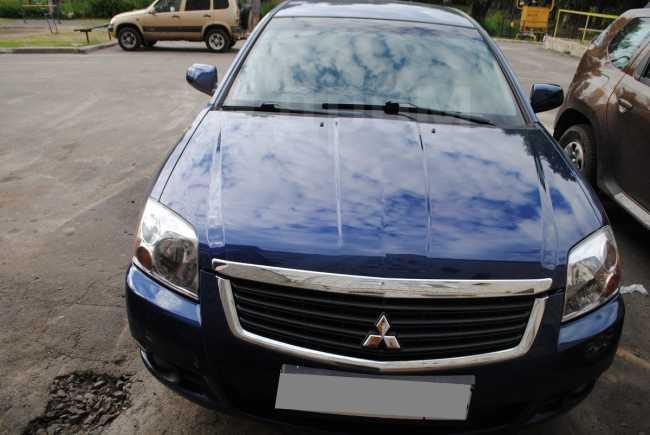 Mitsubishi Galant, 2008 год, 390 000 руб.