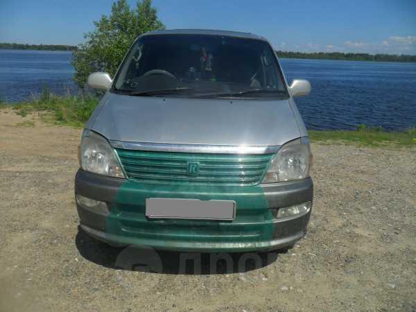 Toyota Regius, 2001 год, 500 000 руб.